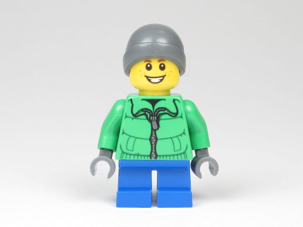 LEGO® City 60201 Adventskalender 2018 - Junge, Vorderseite | ©2018 Brickzeit