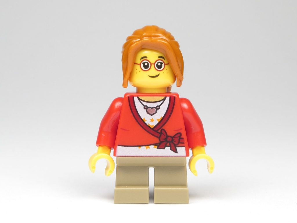 LEGO® City 60201 Adventskalender 2018 - Mädchen, Vorderseite | ©2018 Brickzeit