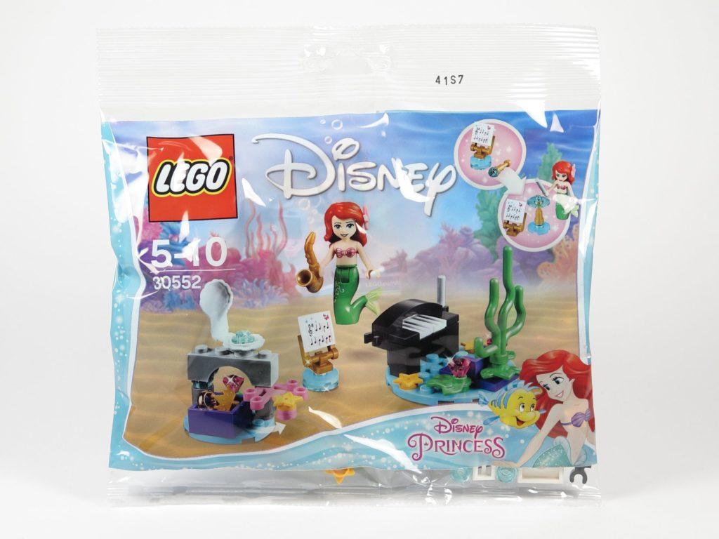 LEGO® Disney Princess 30552 Ariel's Underwater Symphony - Polybag | ®2018 Brickzeit