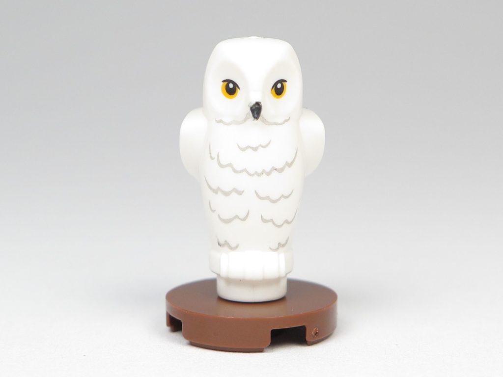 LEGO® 30407 - Hedwig, Vorderseite | ©2018 Brickzeit