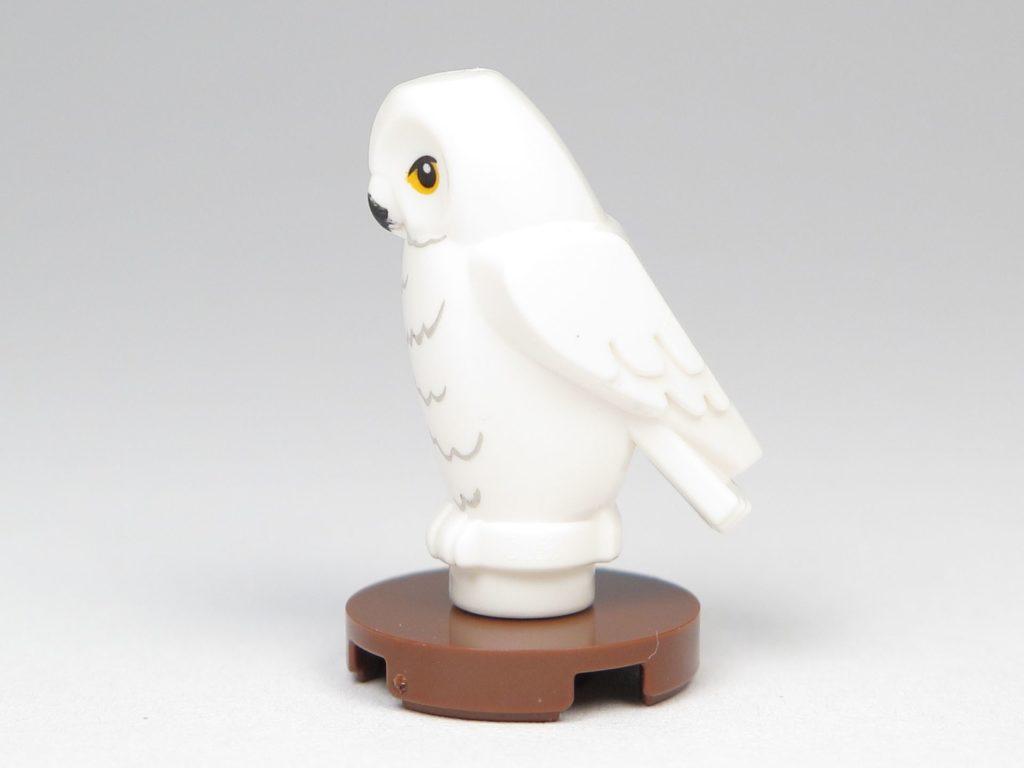 LEGO® 30407 - Hedwig, linke Seite | ©2018 Brickzeit