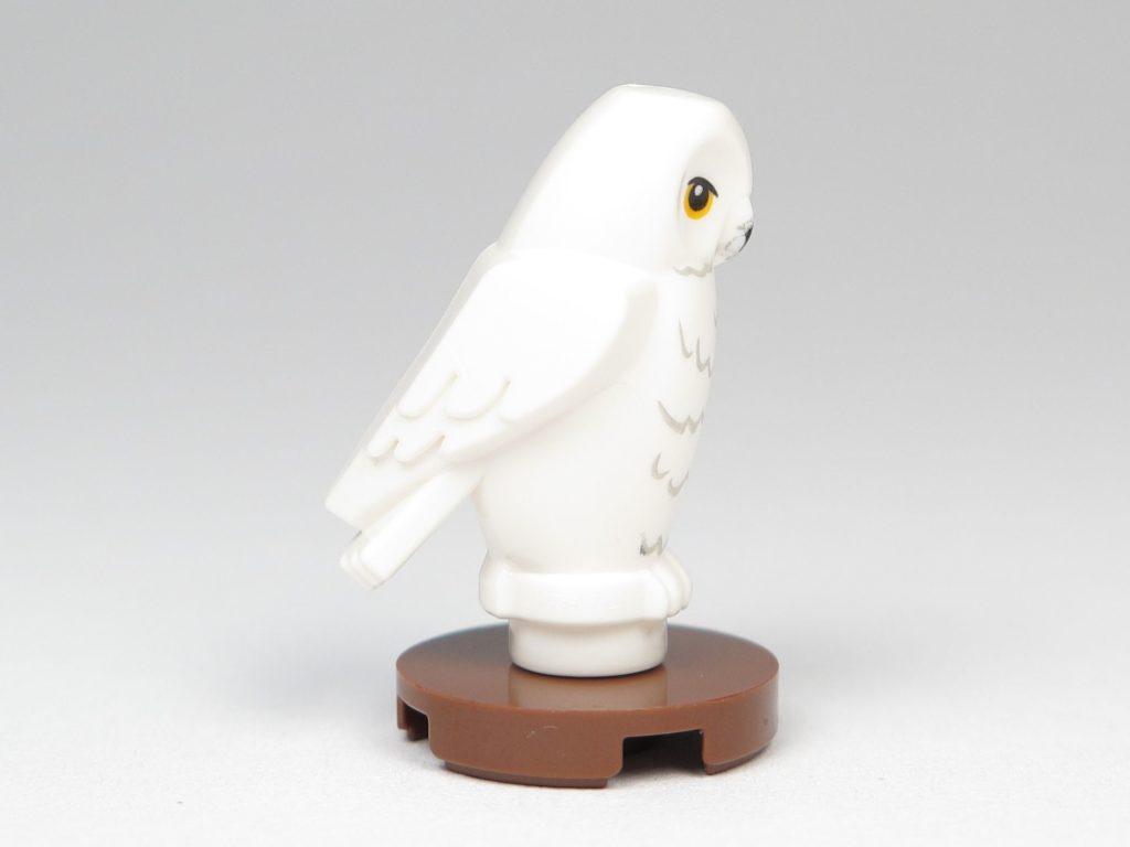 LEGO® 30407 - Hedwig, rechte Seite | ©2018 Brickzeit