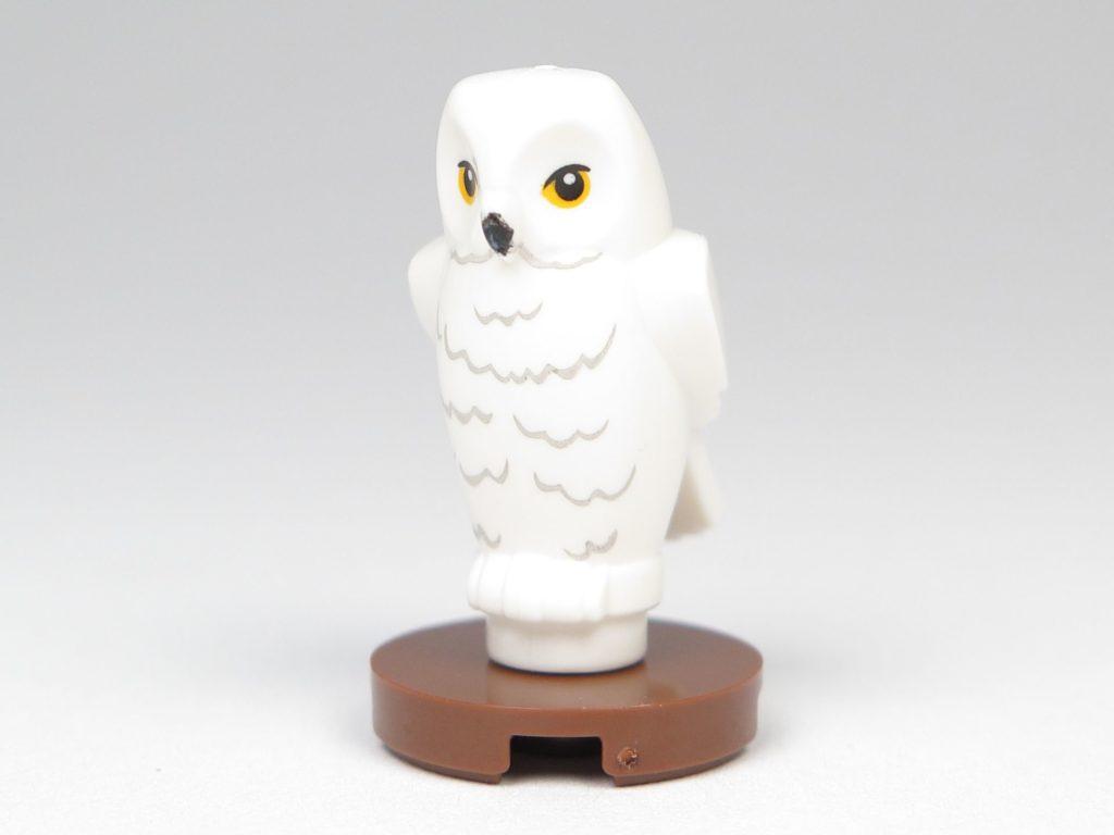 LEGO® 30407 - Hedwig, schräg | ©2018 Brickzeit