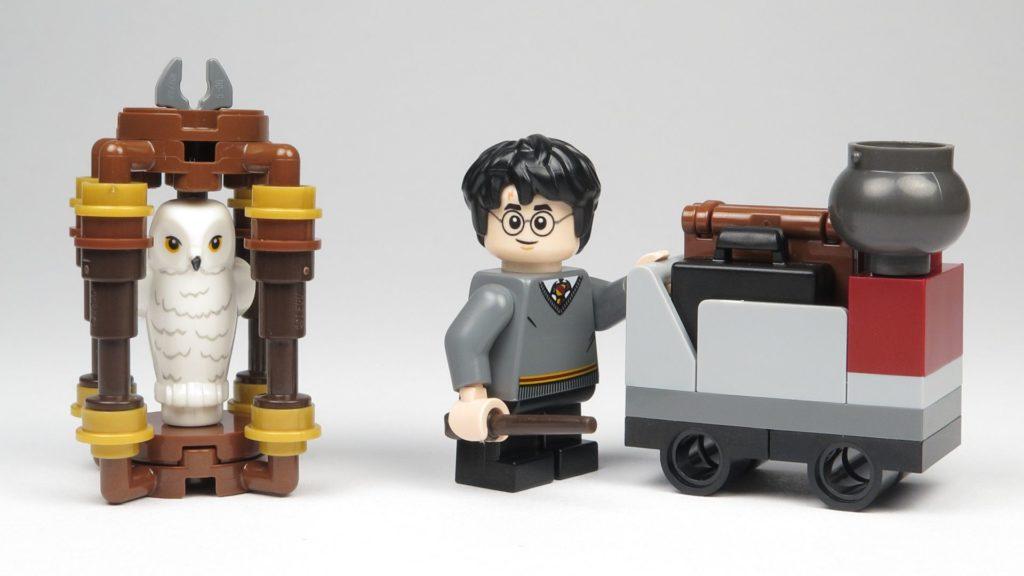 LEGO® Harry Potter 30407 - Harry's Journey to Hogwarts - Set | ©2018 Brickzeit