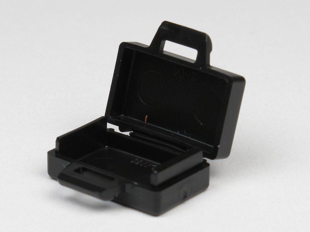 LEGO® 30407 - Koffer offen | ©2018 Brickzeit