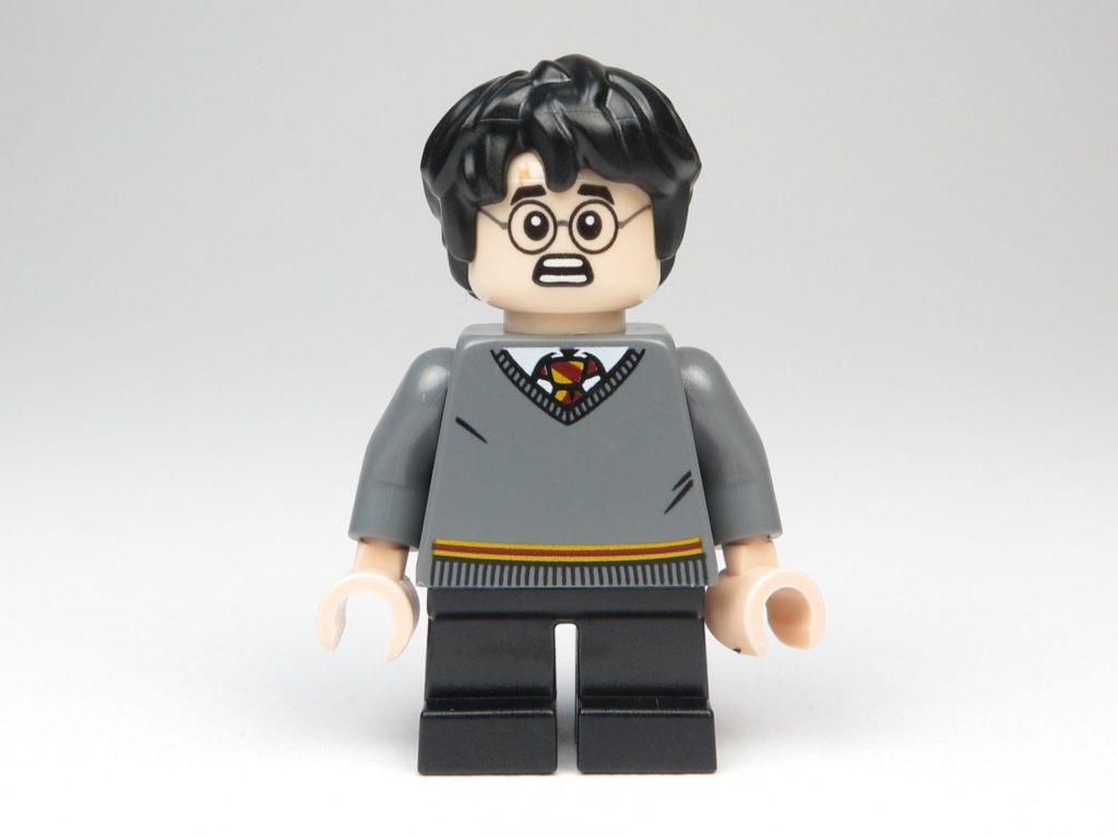 LEGO® 30407 - Harry Potter Minifigur mit ängstlichem Gesicht | ©2018 Brickzeit