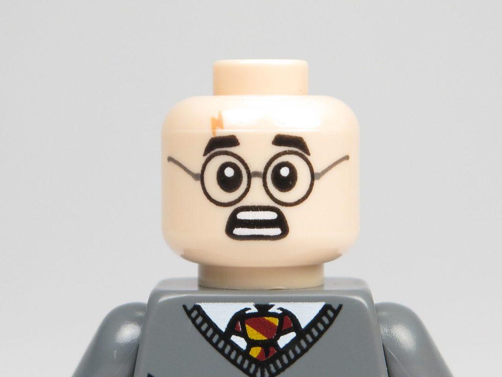 LEGO® 30407 - Harry Potter ängstliches Gesicht | ©2018 Brickzeit