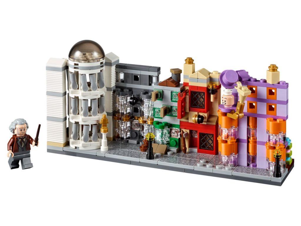 LEGO® Harry Potter 40289 Winkelgasse | ©LEGO Gruppe