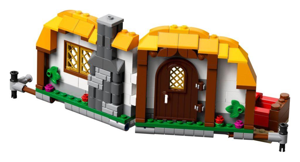 LEGO® Ideas 21315 Pop-Up-Buch - Großmutters Haus | ©LEGO Gruppe