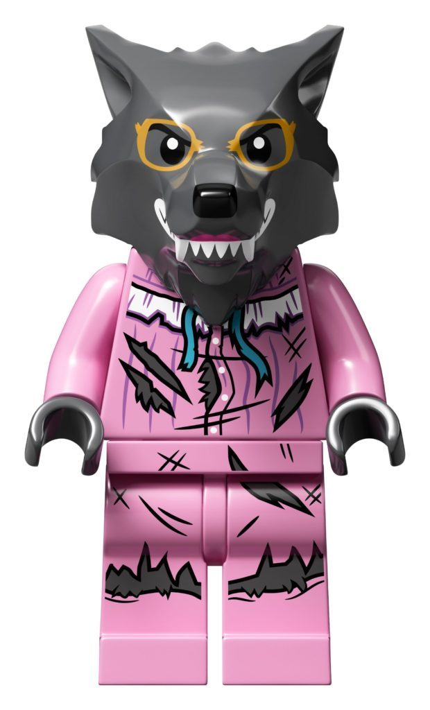 LEGO® Ideas 21315 Pop-Up-Buch - Minifigur Wolf | ©LEGO Gruppe