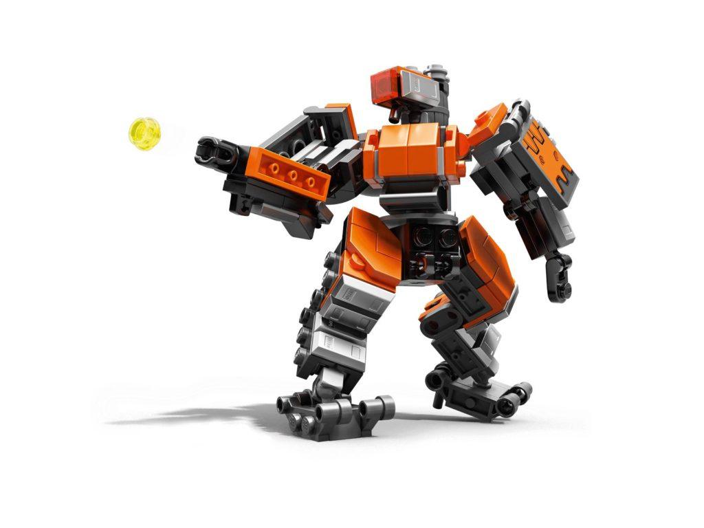 LEGO® Overwatch® 75987 Omnic Bastion - Set 2 | ©LEGO Gruppe
