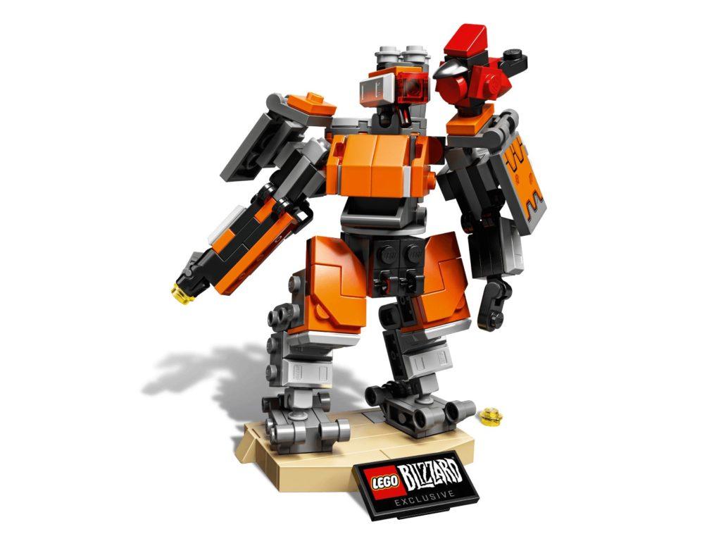 LEGO® Overwatch® 75987 Omnic Bastion - Set | ©LEGO Gruppe