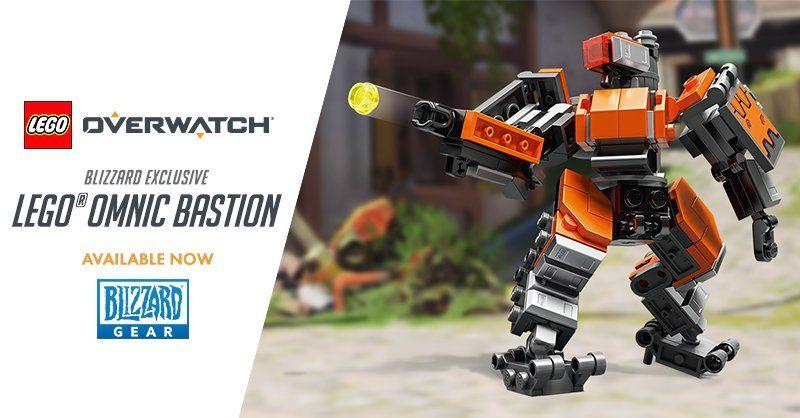 LEGO® Overwatch® 75987 Omnic Bastion | ©LEGO Gruppe