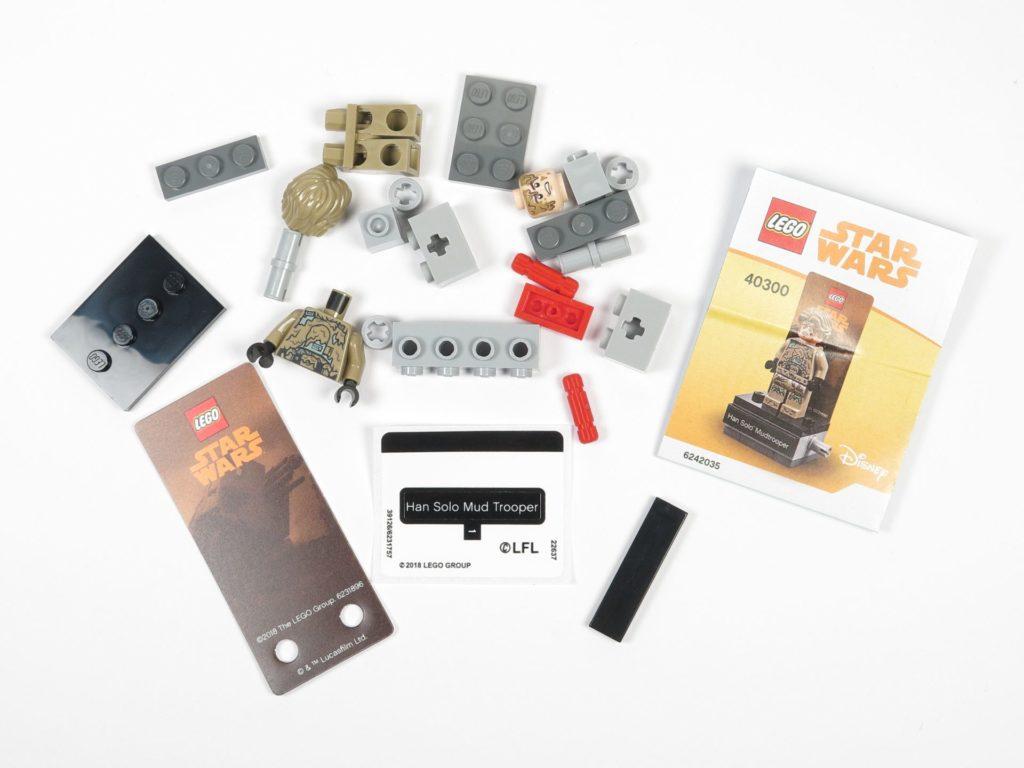 LEGO Star Wars 40300 Inhalt | ©2018 Brickzeit