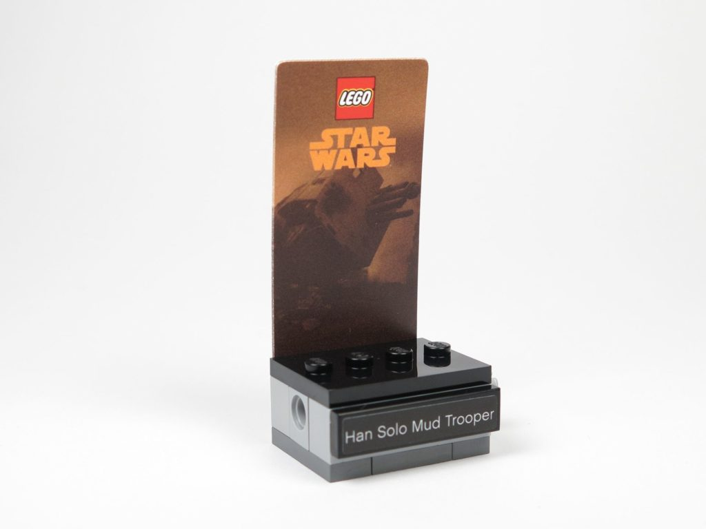 LEGO Star Wars 40300 Podest - Perspektive | ©2018 Brickzeit