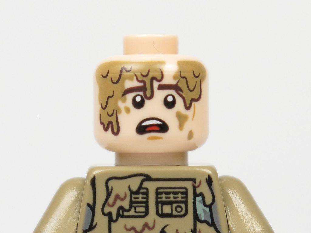 LEGO Star Wars 40300 Han Solo Mud Trooper - überraschtes Gesicht | ©2018 Brickzeit