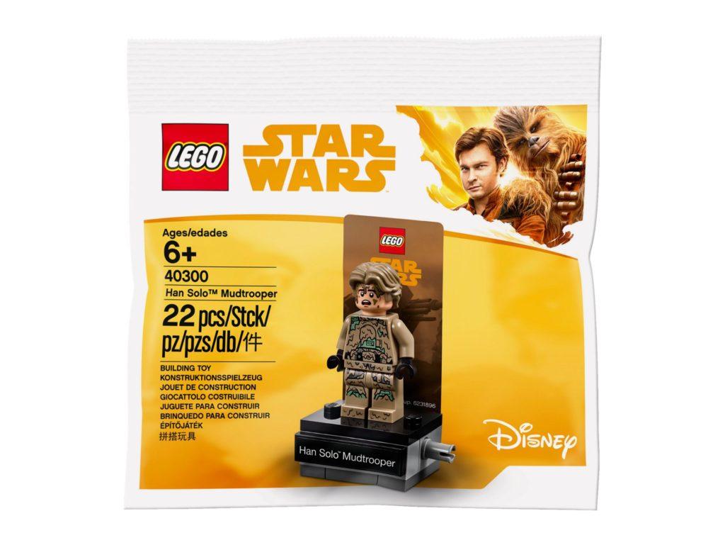 LEGO Star Wars 40300 Han Solo Mudtrooper - Polybag | ©LEGO Gruppe