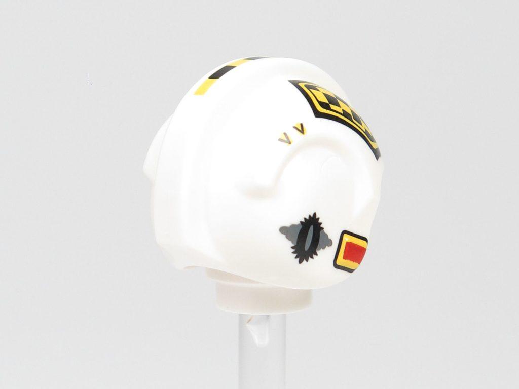 LEGO® Star Wars™ 75218 - Minifigur Biggs Darklighter - Helm, hinten rechts | ©2018 Brickzeit
