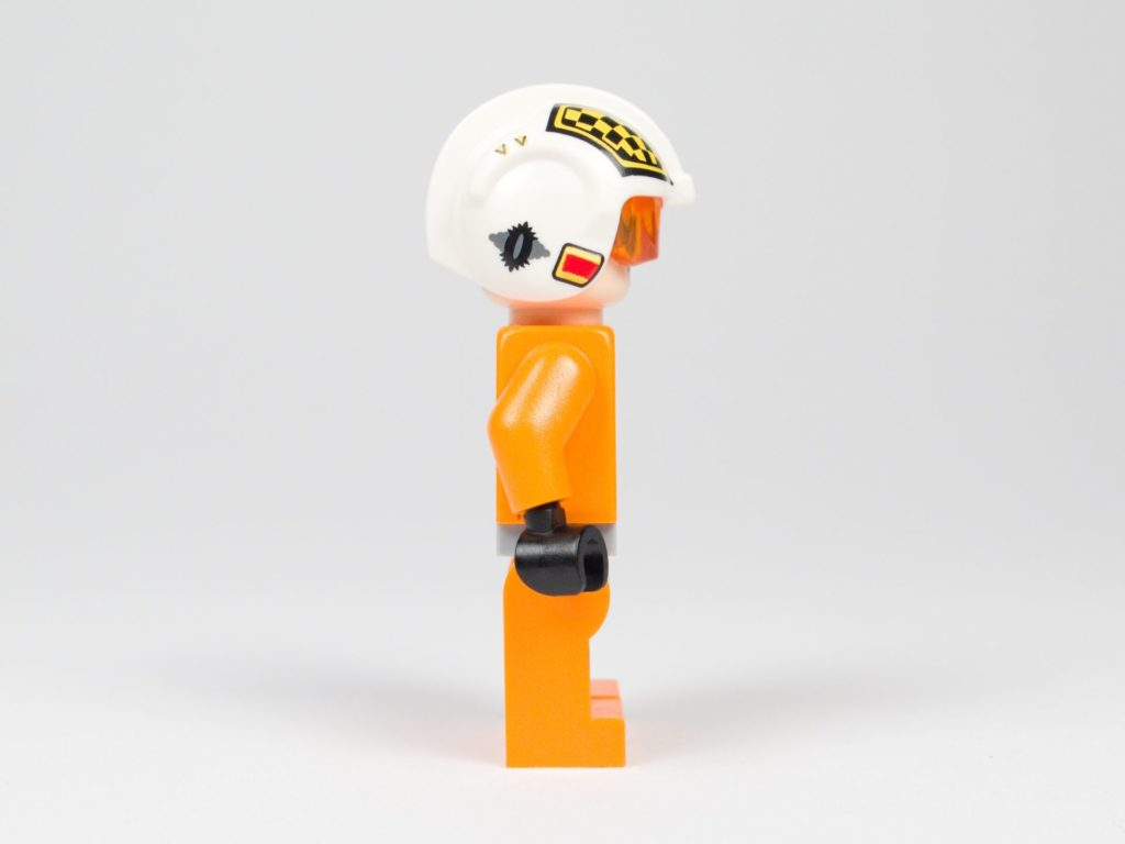 LEGO® Star Wars™ 75218 - Minifigur Biggs Darklighter - rechte Seite | ©2018 Brickzeit