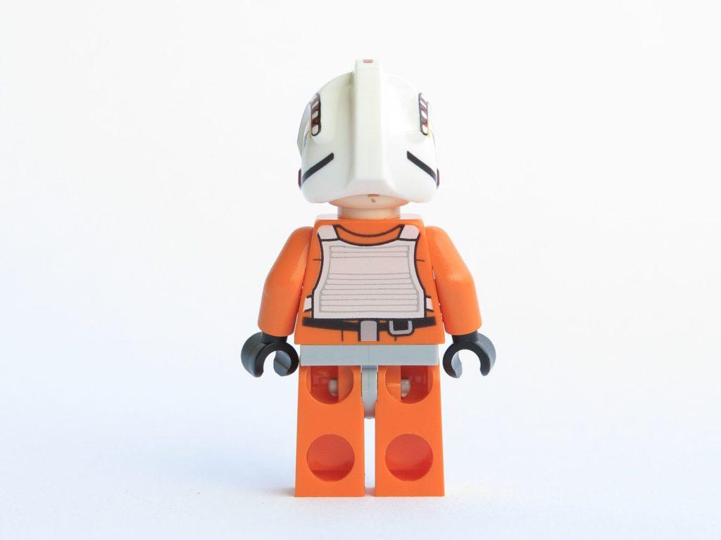 LEGO® Star Wars™ 75218 - Minifigur Luke Skywalker - Rückseite | ©2018 Brickzeit