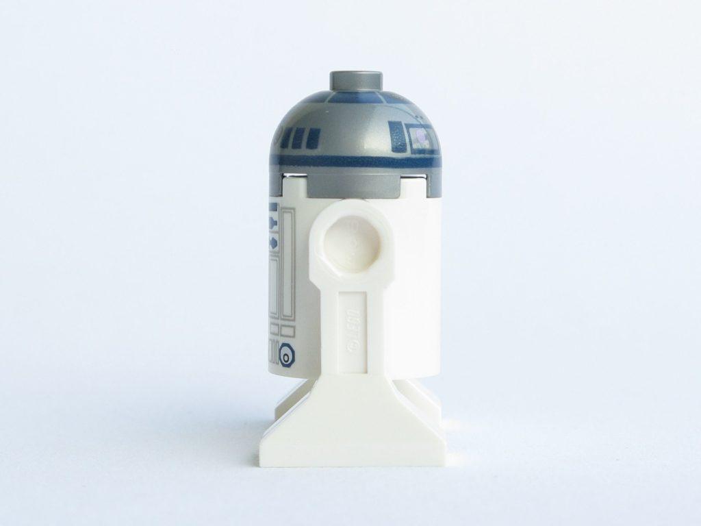 LEGO® Star Wars™ 75218 - Droide R2-D2 - linke Seite | ©2018 Brickzeit
