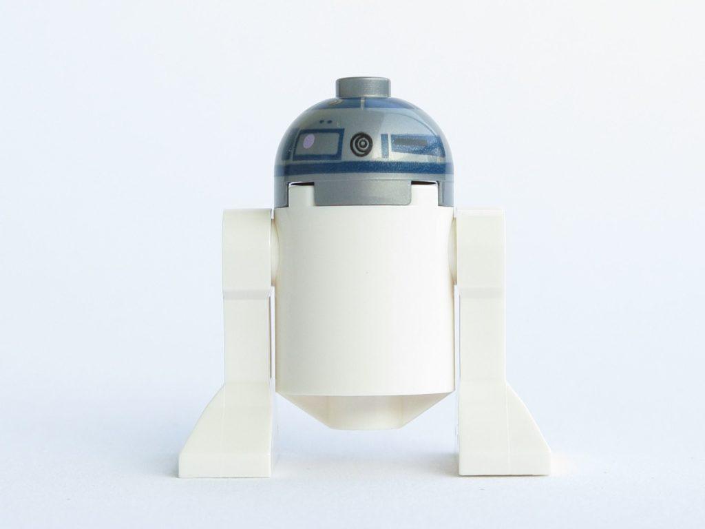 LEGO® Star Wars™ 75218 - Droide R2-D2 - Rückseite | ©2018 Brickzeit