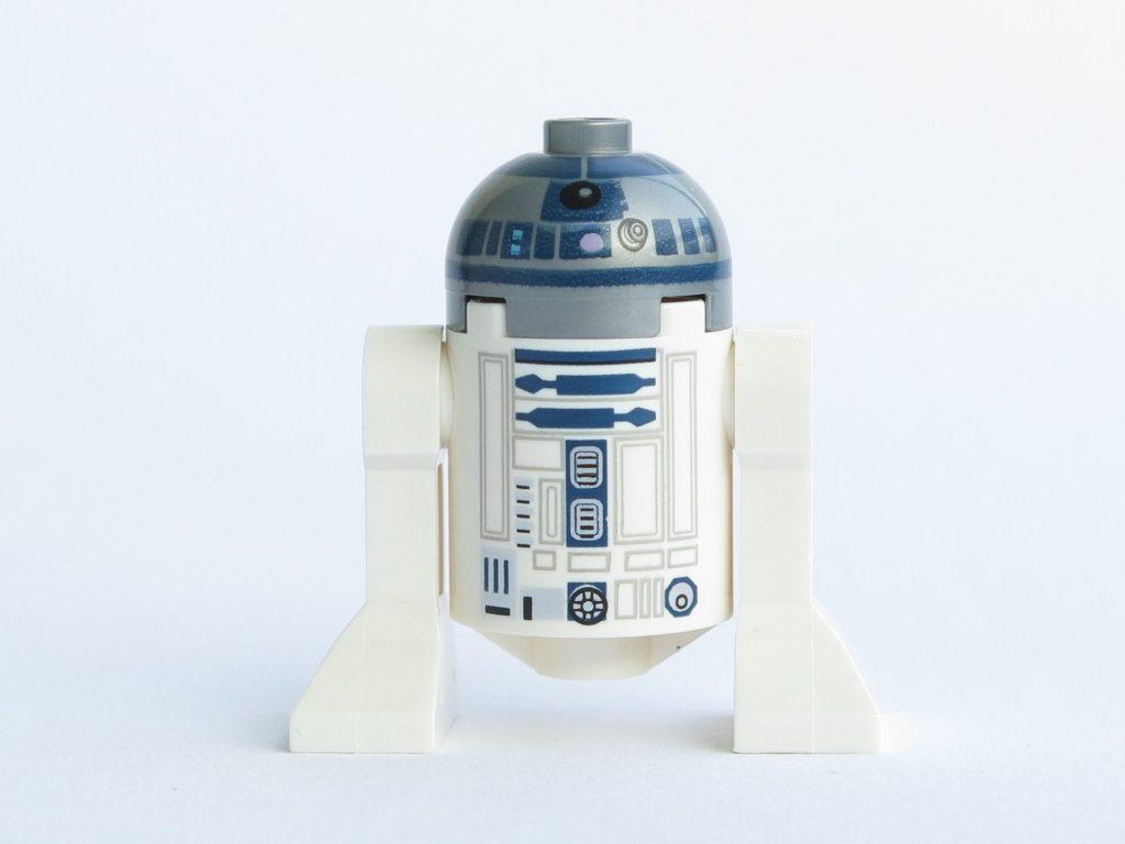 LEGO® Star Wars™ 75218 - Droide R2-D2 - Vorderseite | ©2018 Brickzeit