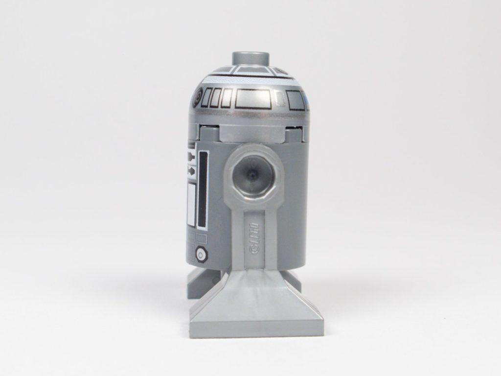 LEGO® Star Wars™ 75218 - Droide R2-Q2 - linke Seite | ©2018 Brickzeit