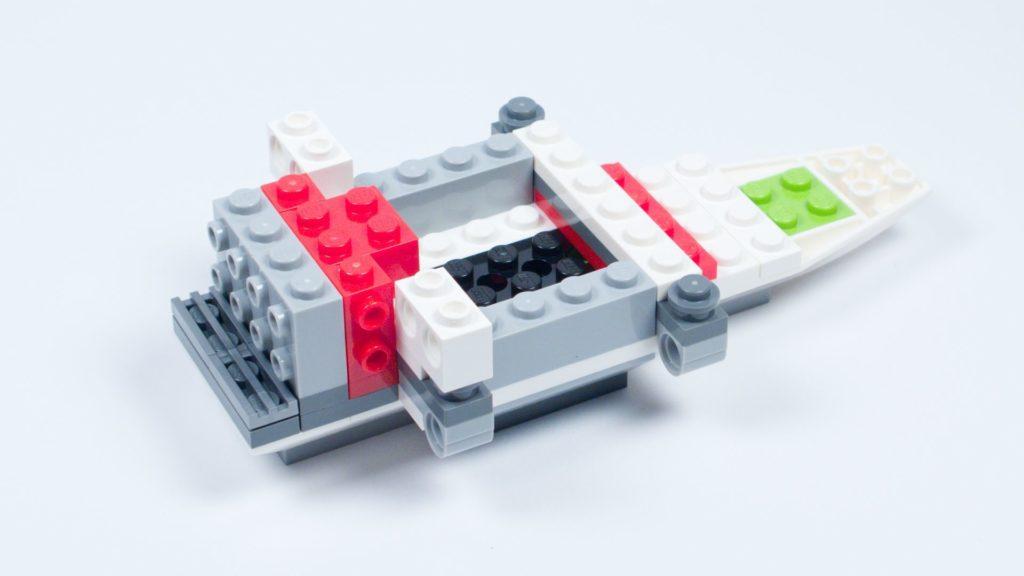 LEGO® Star Wars™ 75218 - Bauabschnitt 1 - Bild 07 | ©2018 Brickzeit