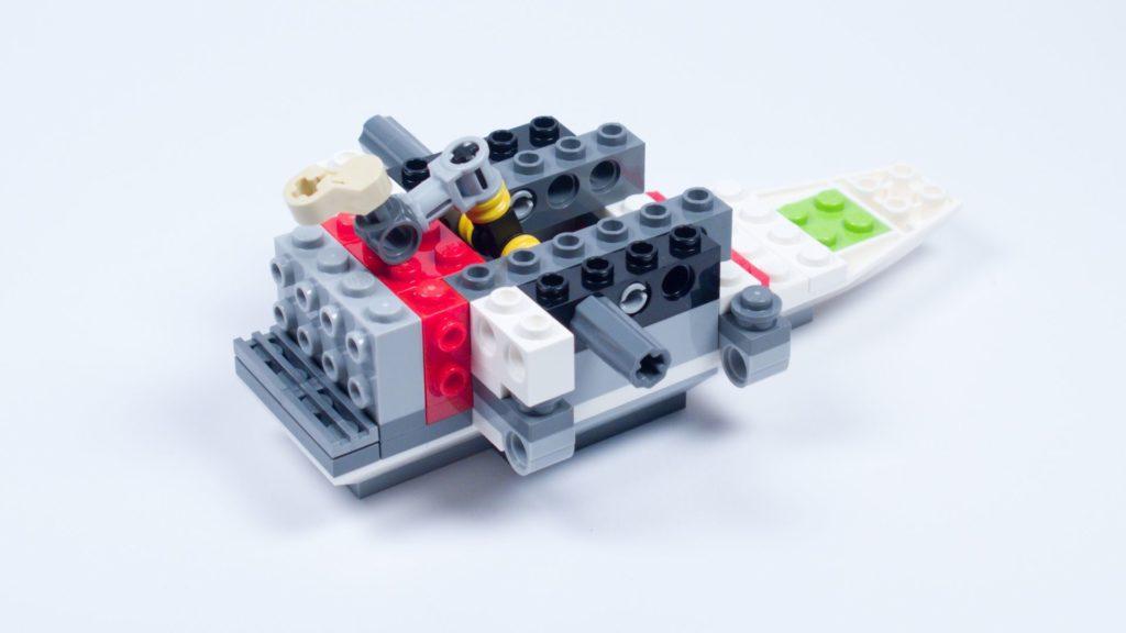 LEGO® Star Wars™ 75218 - Bauabschnitt 1 - Bild 13 | ©2018 Brickzeit