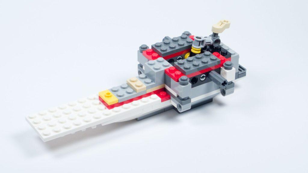 LEGO® Star Wars™ 75218 - Bauabschnitt 1 - Bild 16 | ©2018 Brickzeit