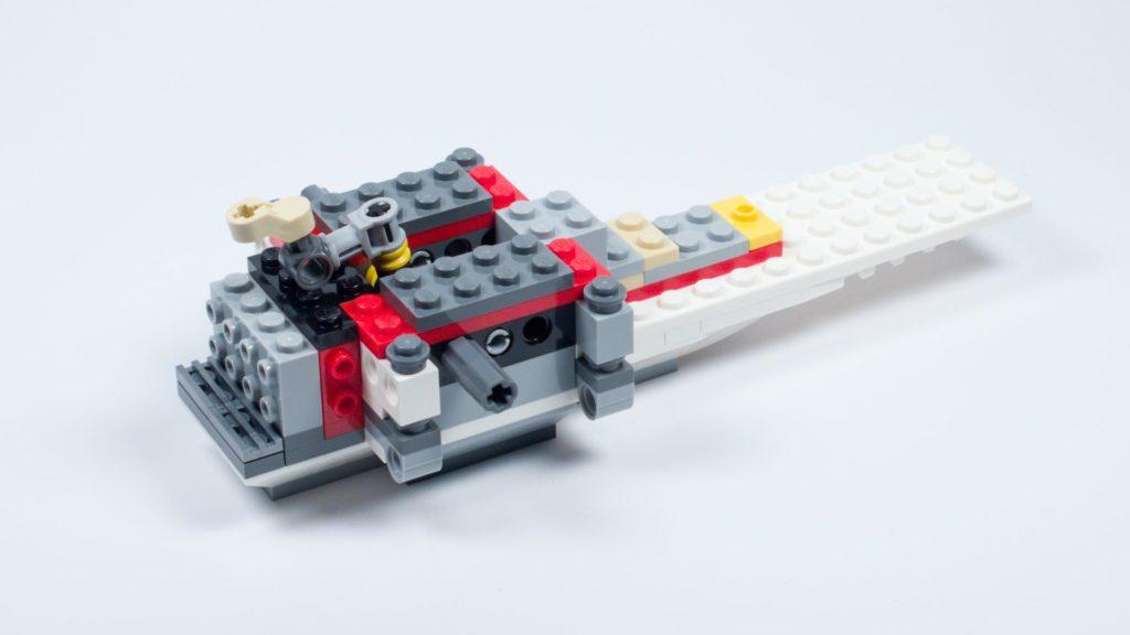 LEGO® Star Wars™ 75218 - Bauabschnitt 1 - Bild 17 | ©2018 Brickzeit