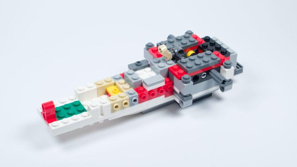 LEGO® Star Wars™ 75218 - Bauabschnitt 1 - Bild 18 | ©2018 Brickzeit