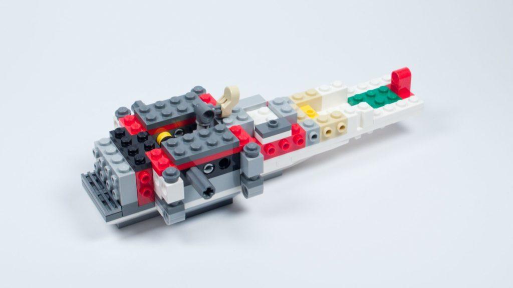 LEGO® Star Wars™ 75218 - Bauabschnitt 1 - Bild 19 | ©2018 Brickzeit