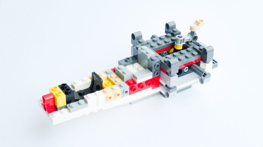 LEGO® Star Wars™ 75218 - Bauabschnitt 2 - Bild 01 | ©2018 Brickzeit