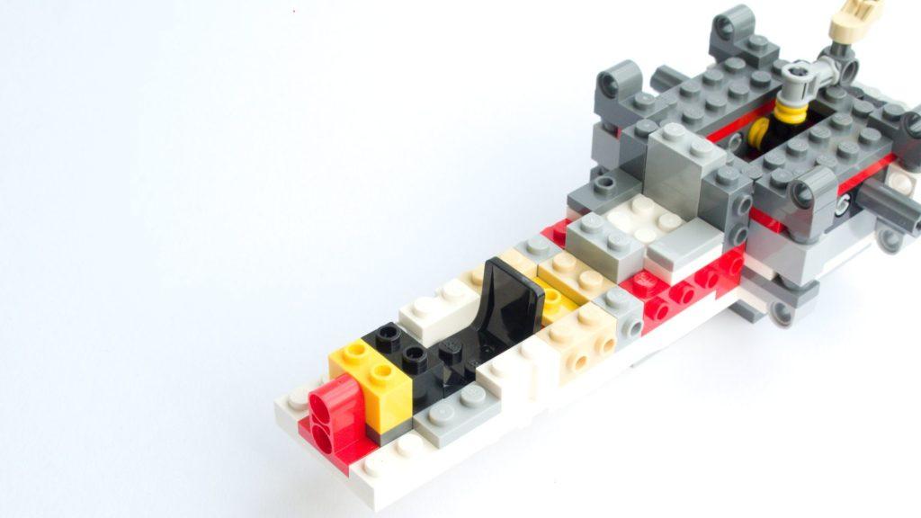 LEGO® Star Wars™ 75218 - Bauabschnitt 2 - Bild 03 | ©2018 Brickzeit