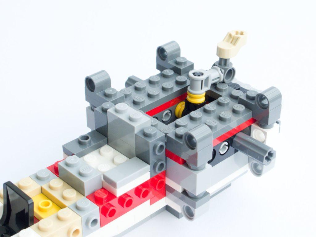 LEGO® Star Wars™ 75218 - Bauabschnitt 2 - Bild 04 | ©2018 Brickzeit