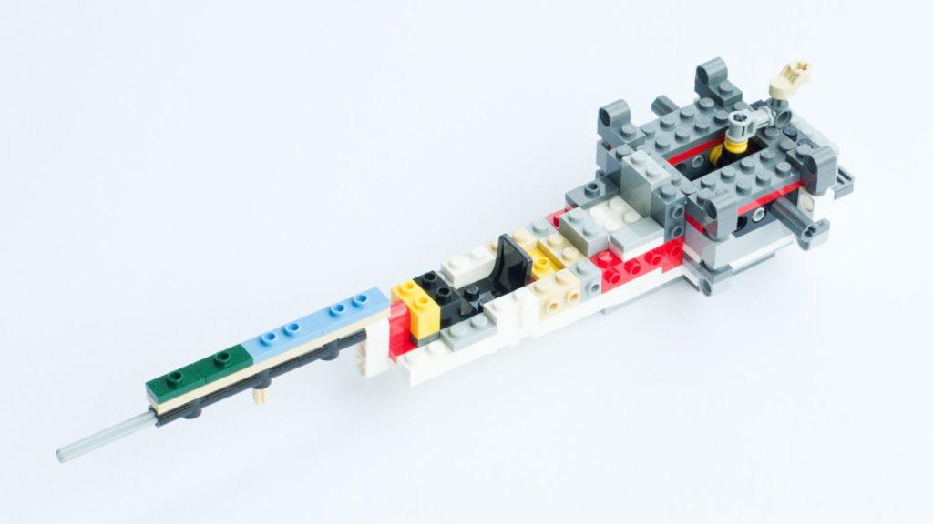 LEGO® Star Wars™ 75218 - Bauabschnitt 2 - Bild 07 | ©2018 Brickzeit