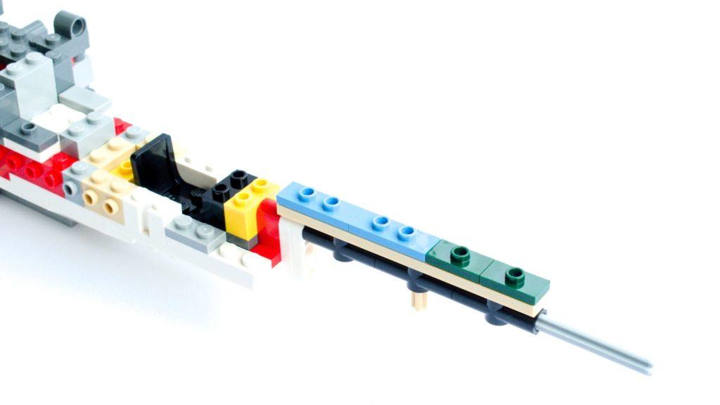 LEGO® Star Wars™ 75218 - Bauabschnitt 2 - Bild 10 | ©2018 Brickzeit