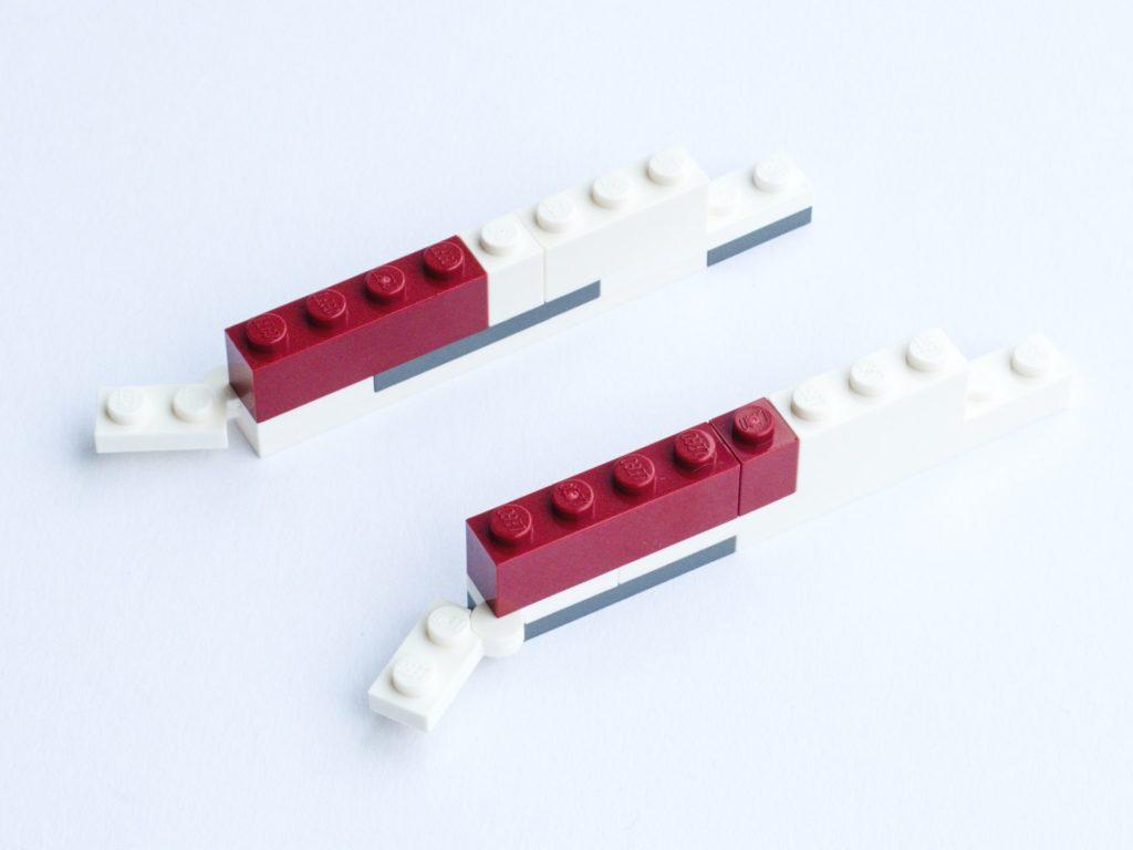LEGO® Star Wars™ 75218 - Bauabschnitt 2 - Bild 14 | ©2018 Brickzeit