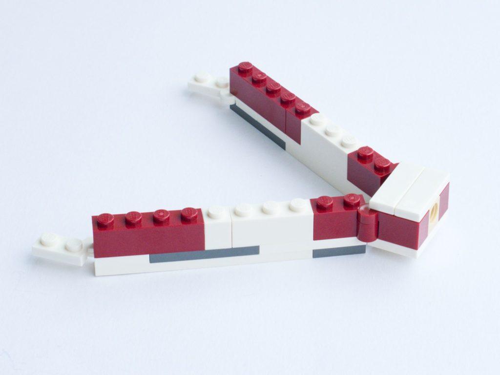 LEGO® Star Wars™ 75218 - Bauabschnitt 2 - Bild 15 | ©2018 Brickzeit