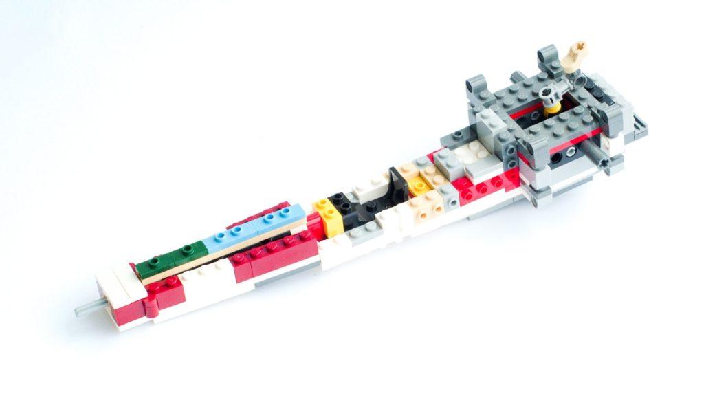 LEGO® Star Wars™ 75218 - Bauabschnitt 2 - Bild 21 | ©2018 Brickzeit