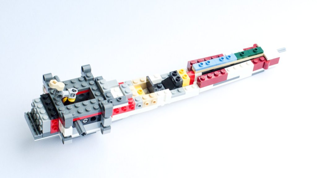 LEGO® Star Wars™ 75218 - Bauabschnitt 2 - Bild 22 | ©2018 Brickzeit