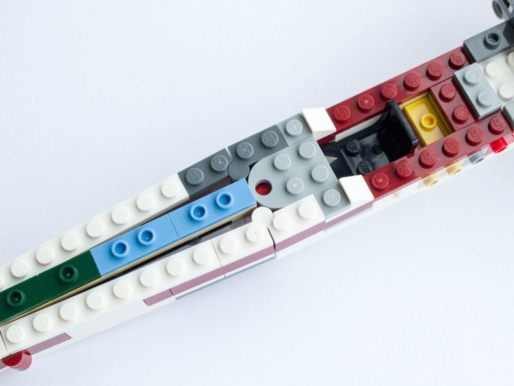 LEGO® Star Wars™ 75218 - Bauabschnitt 2 - Bild 24 | ©2018 Brickzeit
