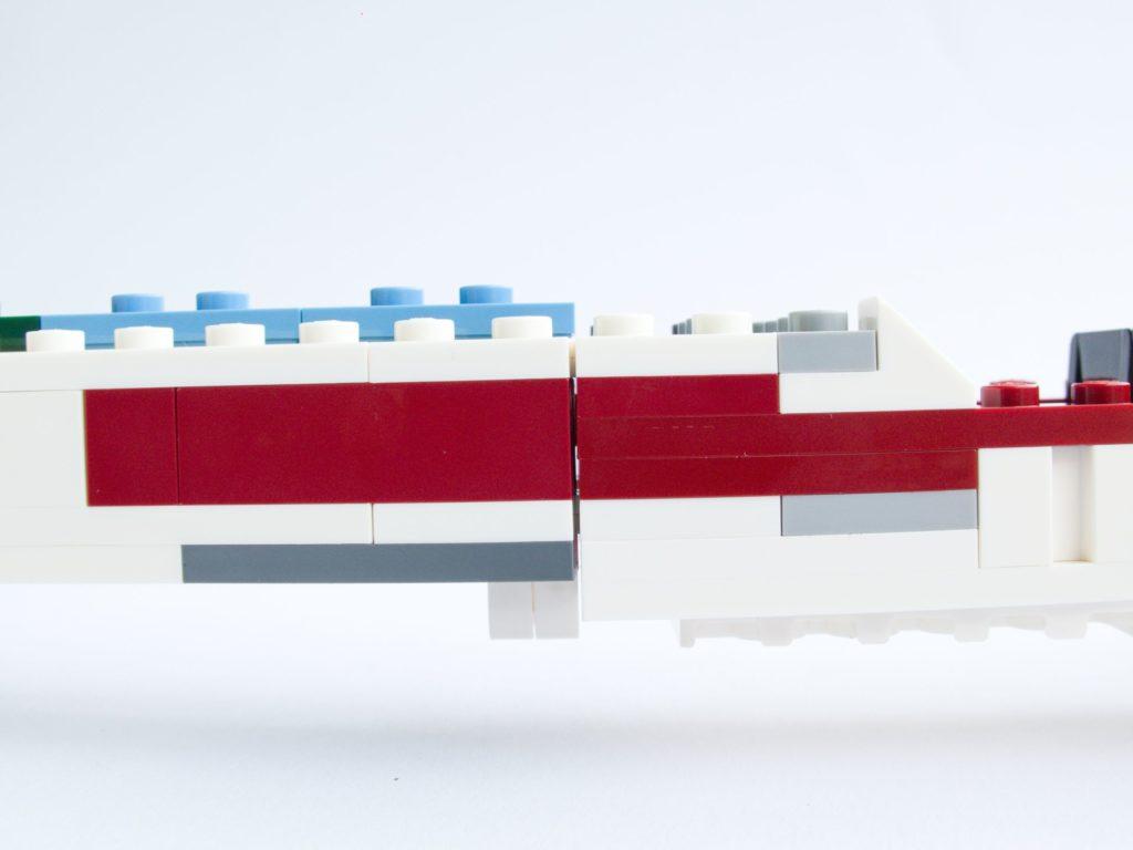 LEGO® Star Wars™ 75218 - Bauabschnitt 2 - Bild 25 | ©2018 Brickzeit