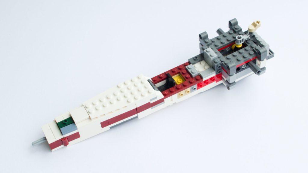 LEGO® Star Wars™ 75218 - Bauabschnitt 2 - Bild 26 | ©2018 Brickzeit