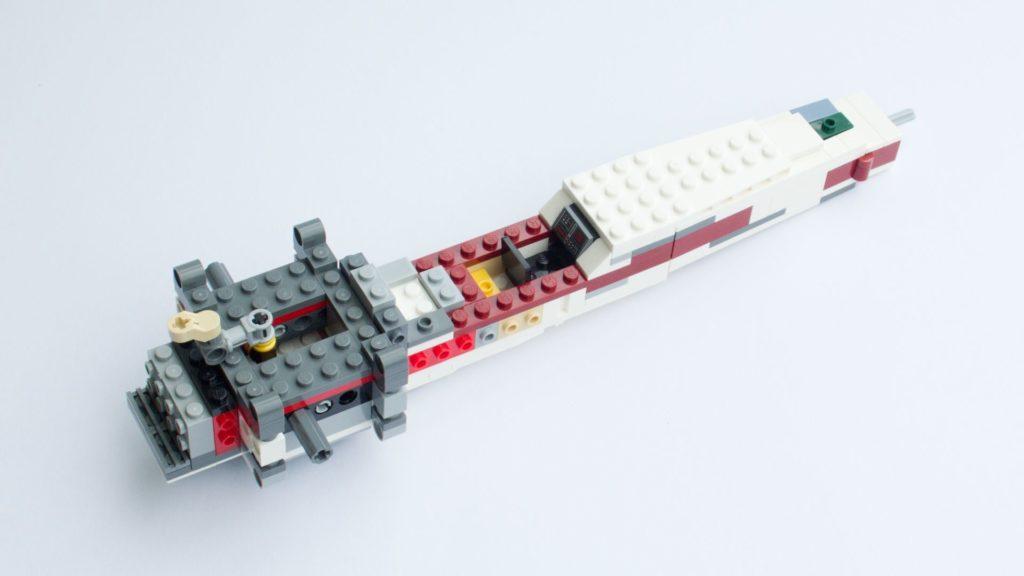 LEGO® Star Wars™ 75218 - Bauabschnitt 2 - Bild 27 | ©2018 Brickzeit