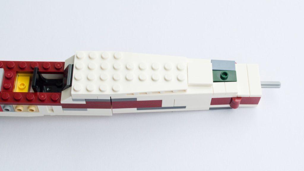 LEGO® Star Wars™ 75218 - Bauabschnitt 2 - Bild 28 | ©2018 Brickzeit