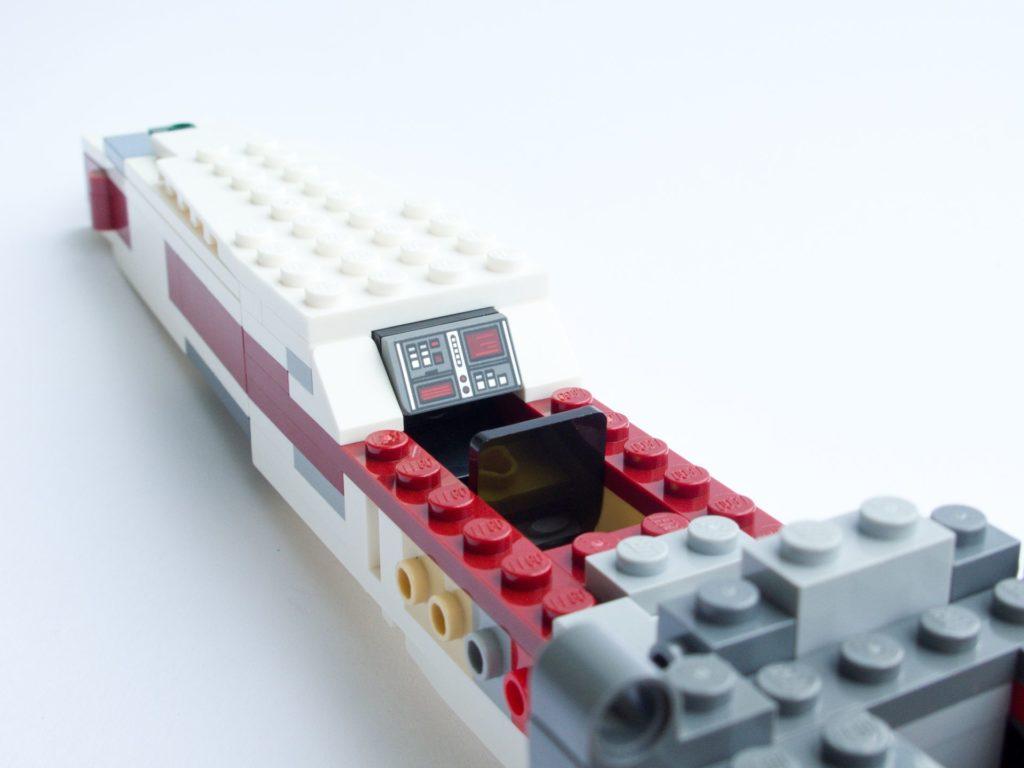 LEGO® Star Wars™ 75218 - Bauabschnitt 2 - Bild 29 | ©2018 Brickzeit