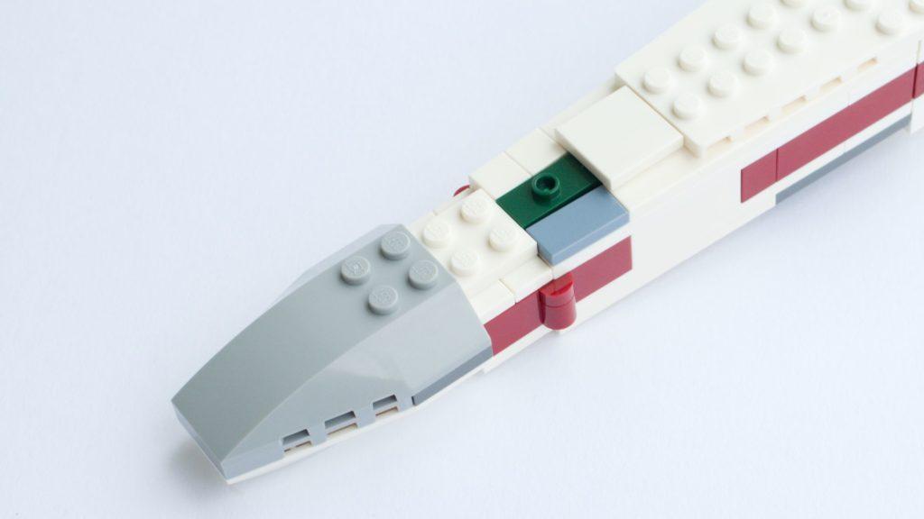 LEGO® Star Wars™ 75218 - Bauabschnitt 2 - Bild 34 | ©2018 Brickzeit
